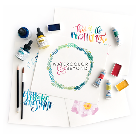 Watercolor and Beyond