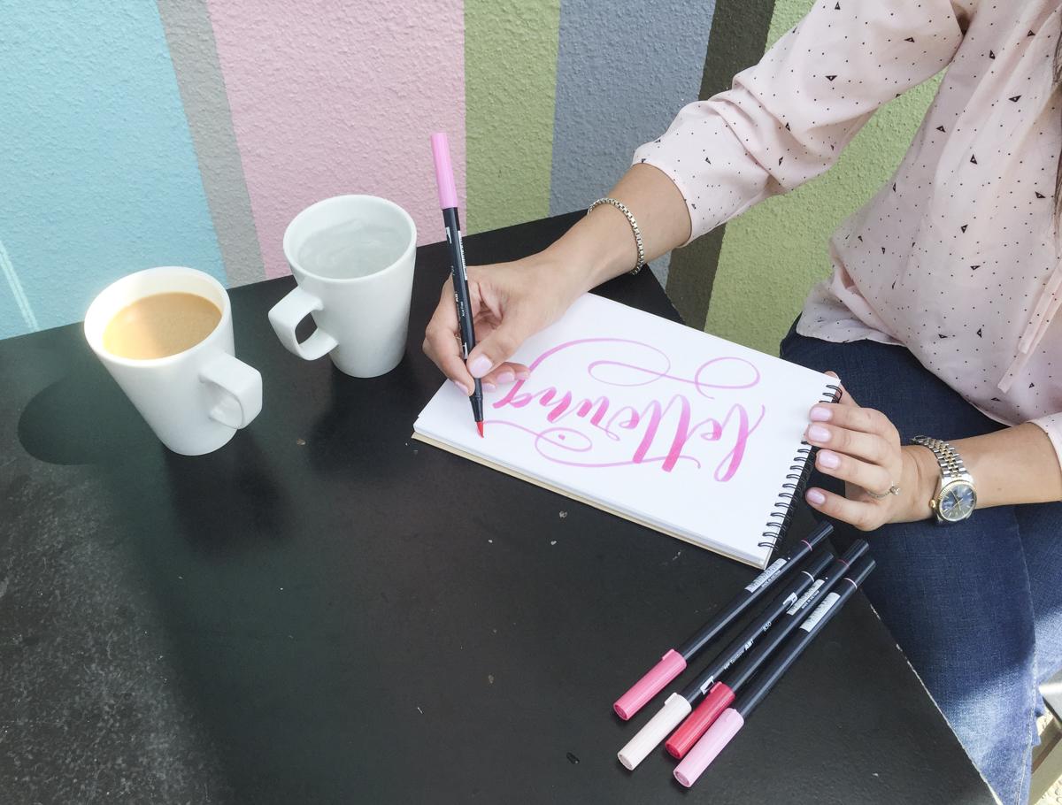 Amanda Writing