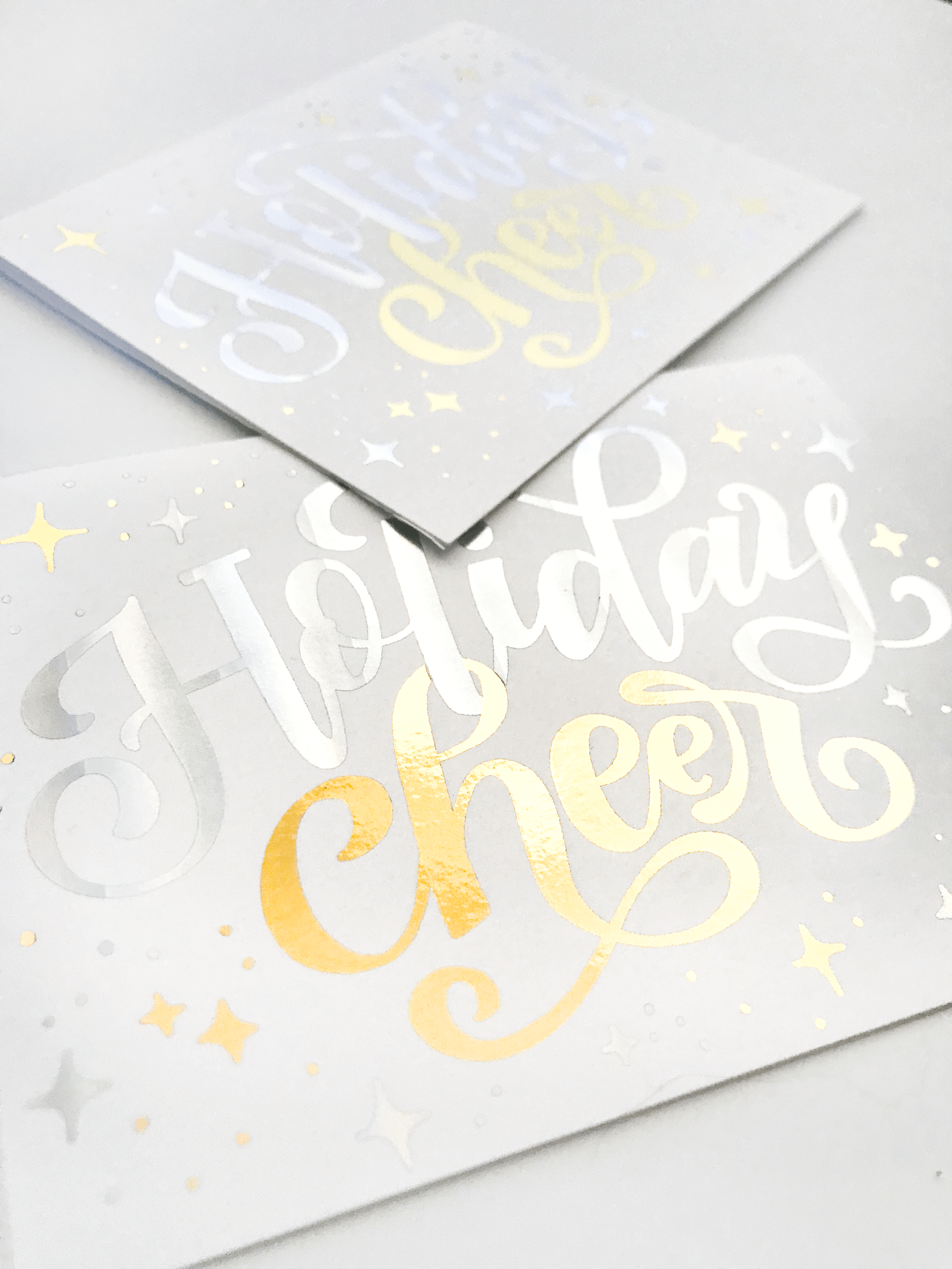 Learn everything you need to know about foiling using the Heidi Swapp Minc machine in this 4 part video tutorial series from Amanda Arneill, hand lettering artist and teacher.