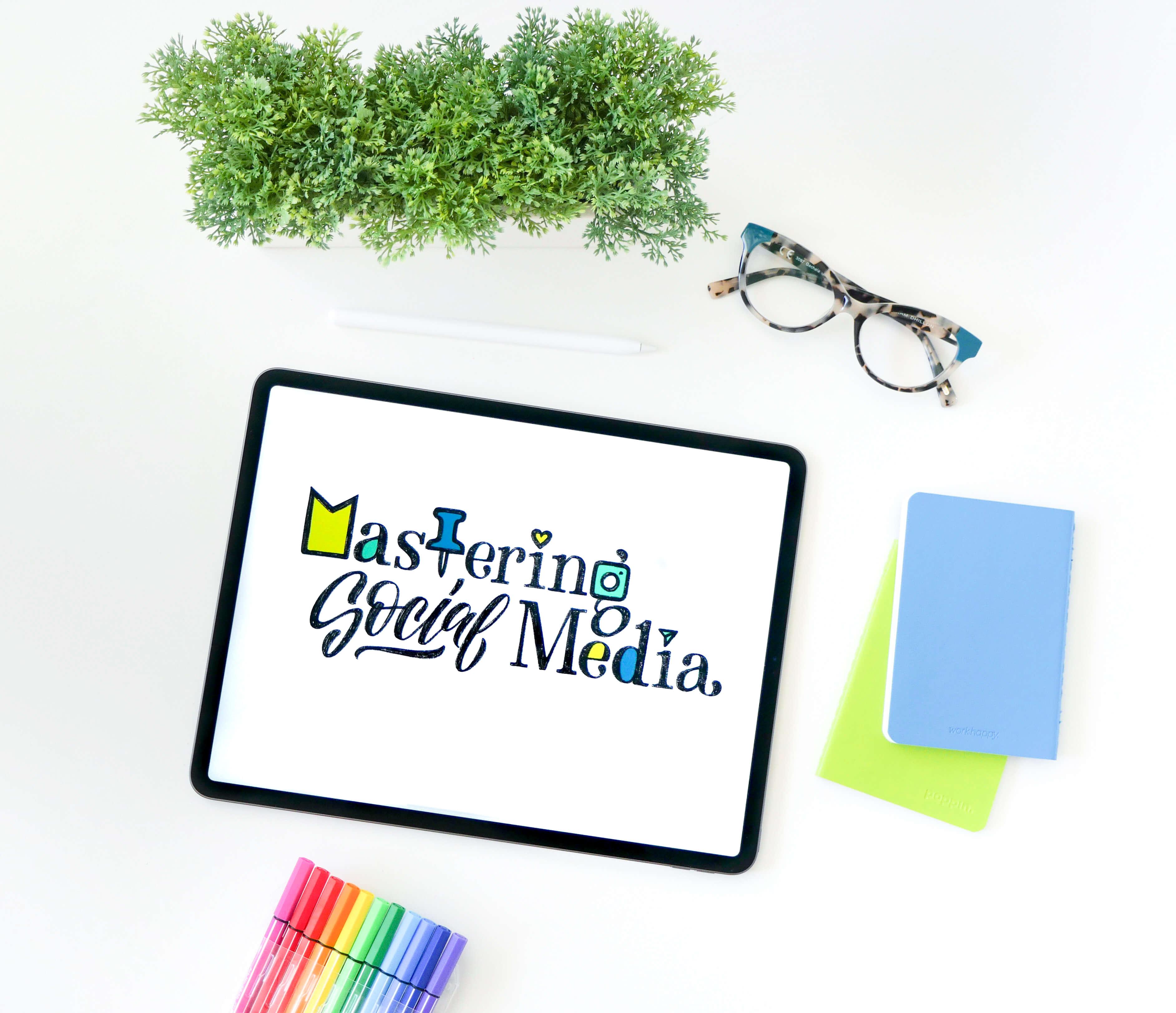Mastering Social Media Photo 6v2