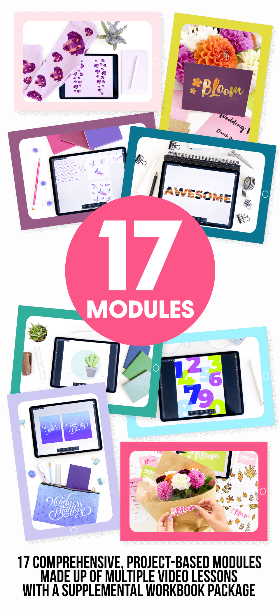 Vertical-iPad-Vectors-Made-Easy-Modules-Photo
